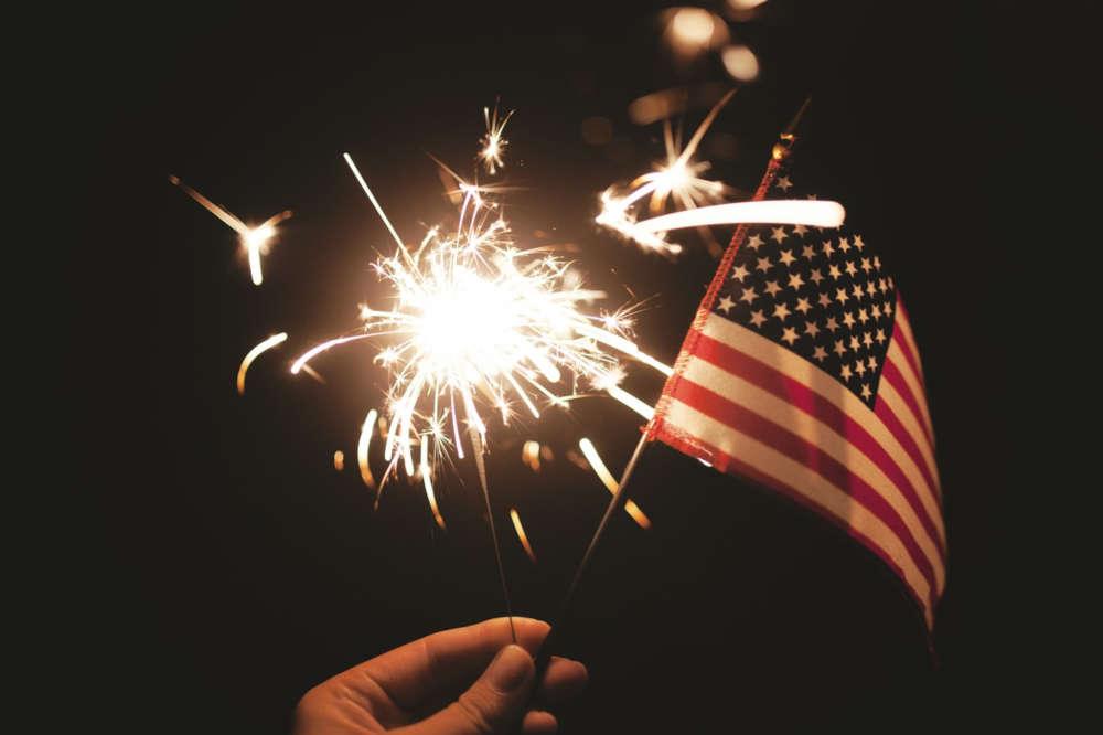 Jour de l'indépendance aux USA