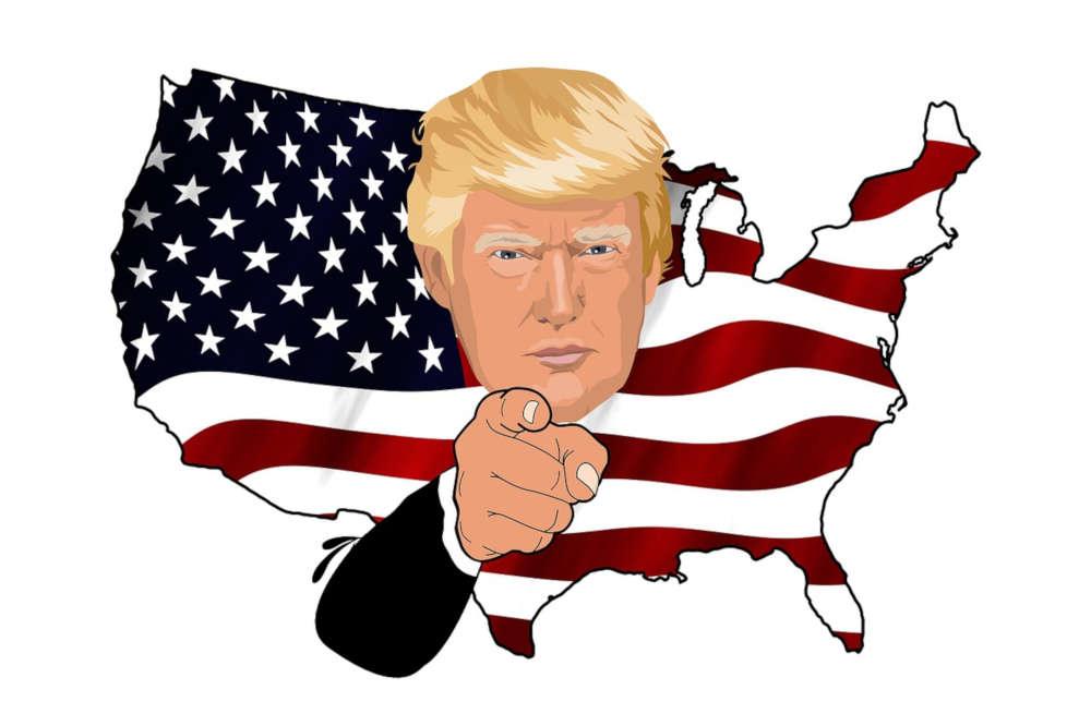 Mur mexicain - Donald Trump
